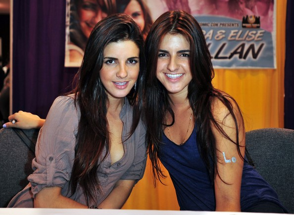 Celebrities At The Anaheim Comic Con
