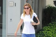 Ellen Pompeo Runs Errands