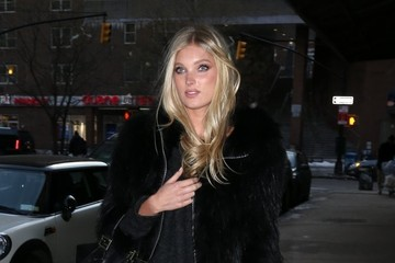 Elsa Hosk Elsa Hosk Out and About in NYC