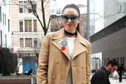 Emma Miller Out And About In NYC