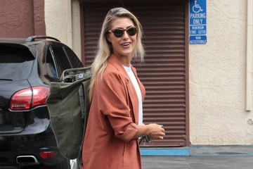 Emma Slater 'DWTS' Cast Gets Ready to Dance