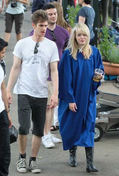 Is andrew garfield and emma stone dating 2013
