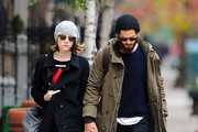 Emma Stone and Andrew Garfield Out in NYC