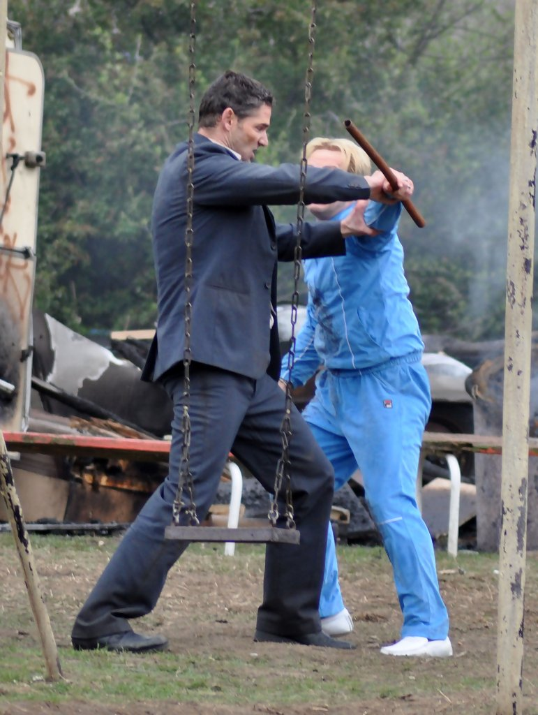 Fight Scenes Are Like Learning A Dance You Learn It Move: Eric Bana Filming Fight Scene On