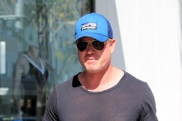 Eric Dane Eric Dane Heads to Lunch in Beverly Hills