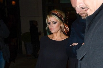 Eric Johnson Jessica Simpson & Eric Johnson Head To Dinner In NYC