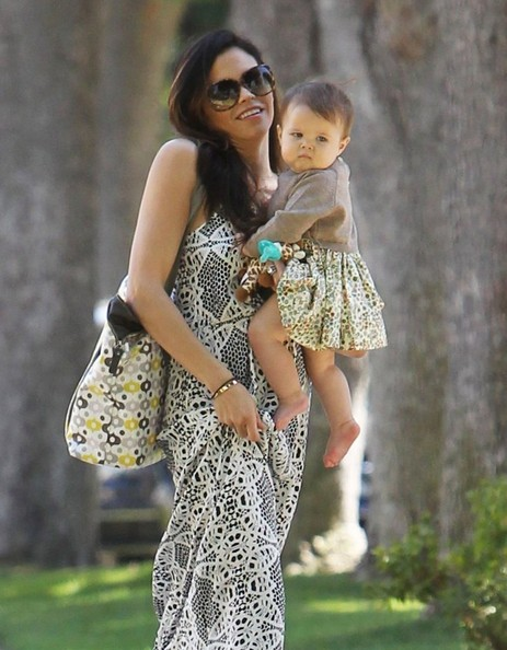 Everly Tatum Pictures - Jenna Dewan-Tatum Takes Everly to ...
