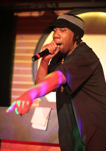 Rap legend KRS-One (Lawrence Parker) takes the stage at a sold out Fortune Sound Club in Vancouver.