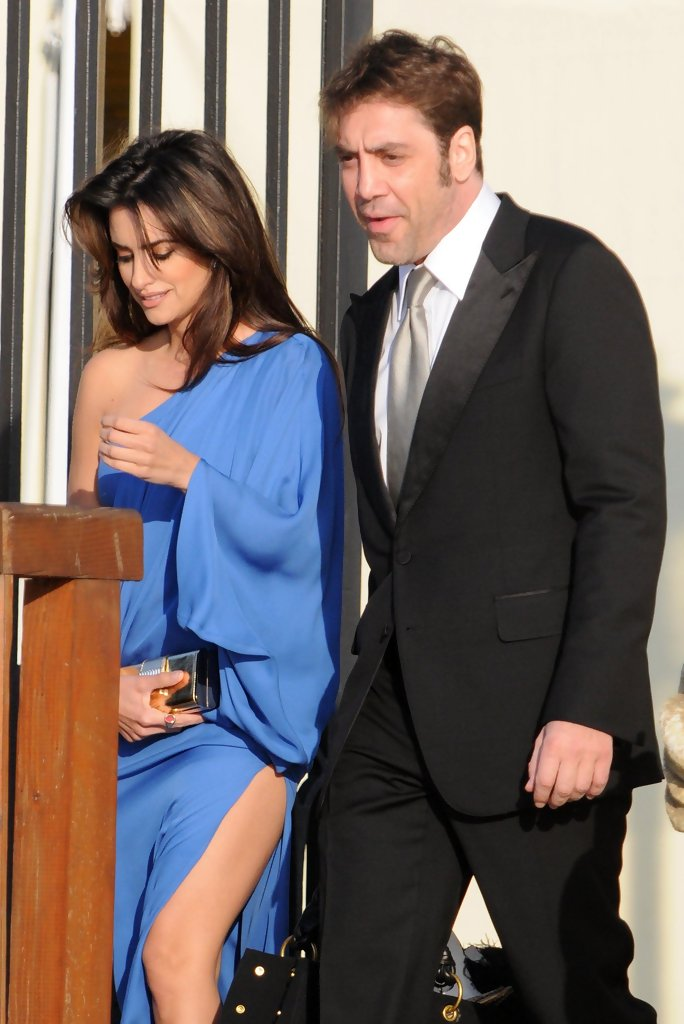 Penelope Cruz in ***FILE PHOTOS*** Penelope Cruz & Javier ... Javier Bardem Married