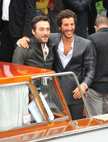 Celebrities Arriving At Excelsior Hotel In Venice