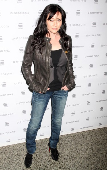 Celebrities attending the GStar 2010 Fall Collection Fashion Show during New York Fashion Week in New York City, NY.