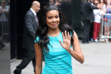 Gabrielle Union 'Think Like a Man Too' Stars at the ABC Studios