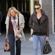 Gerda Theron Charlize Theron Takes Her Mom To The Movies