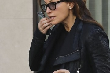 Gina Gershon Gina Gershon Out And About In New York