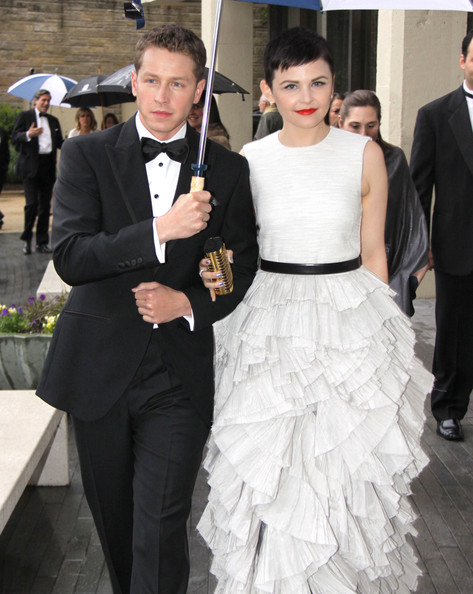 Ginnifer Goodwin And Josh At The White House Correspondents Dinner