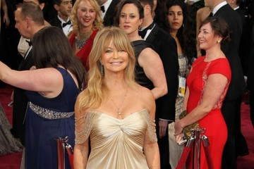 Goldie Hawn Arrivals at the 86th Annual Academy Awards