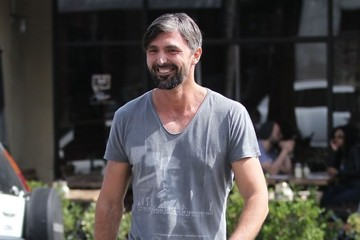 Goran Ivanisevic Goran Ivanisevic Out in Beverly Hills