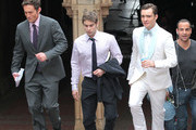 Chace Crawford Ed Westwick Photos Photo