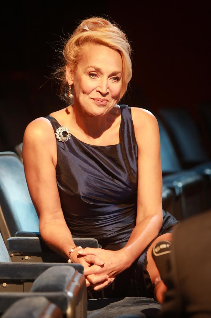 jerry hall in the graduate rehersals amp interviews in