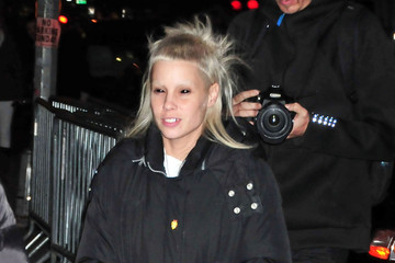 "Die Antwoord Guests At The ""Late Show With David Letterman"""