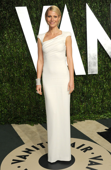 Gwyneth Paltrow - The 2012 Vanity Fair Oscar Party 2