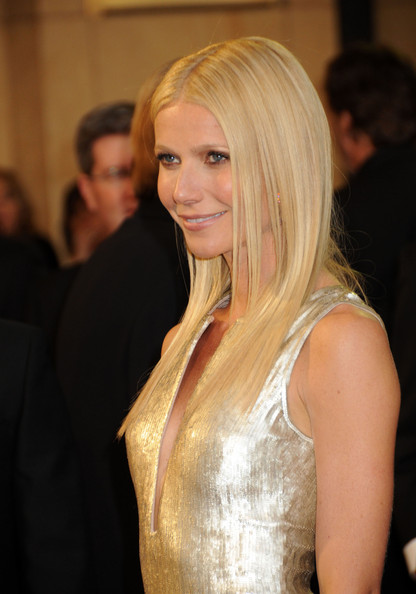 Gwyneth Paltrow Celebrities attend the 83rd Annual Academy Awards at the Kodak Theatre in Hollywood.