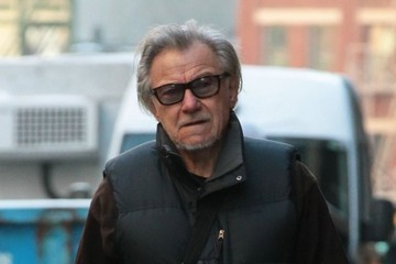 Harvey Keitel Harvey Keitel Out and About in NYC