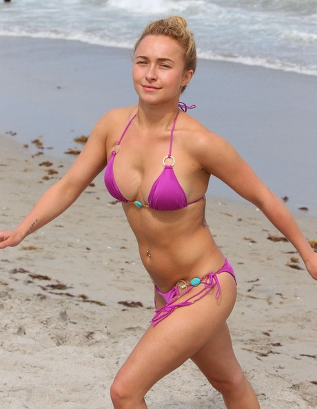 Hayden Panettiere Pictures Hayden Panettiere At The