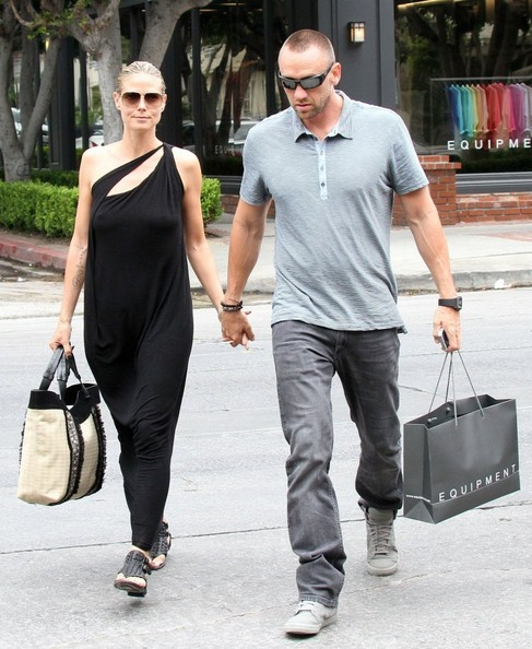 Heidi Klum Shops With Her Boyfriend in Beverly Hills 3 - Pictures487