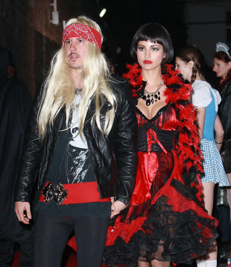 Cisco Adler Photos Photos - Heidi Klum's Annual Halloween Party In ...
