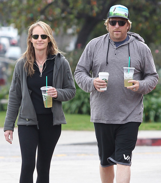 Helen Hunt and Matthew Carnahan Reportedly Break Up After 16 Years ...