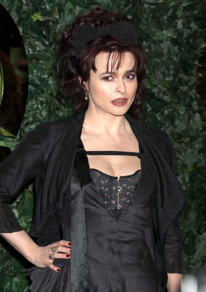 Helena Bonham Carter Celebrities attending the 2011 QVC Red Carpet Style Party at the Four Seasons Hotel in Beverly Hills, CA.