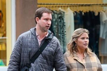 Henry Hager Pregnant Jenna Bush And Husband Shop At Baby Store