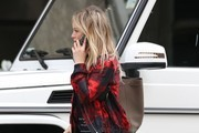 Hilary Duff Out for Lunch