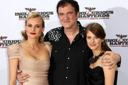 Celebrities attend the 'Inglourious Basterds' Premiere in Berlin, Germany.