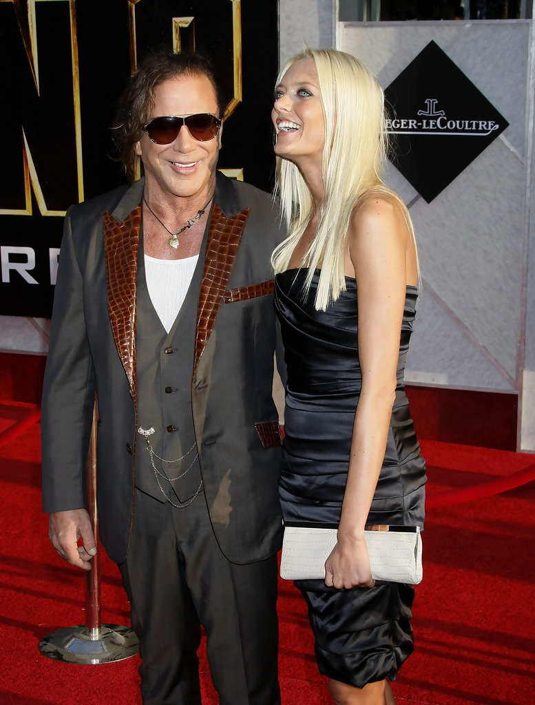Mickey Rourke Anastassija Makarenko Anastassija Makarenko Photos Iron Man 2 World Premiere Arrivals Zimbio Her zodiac sign is cancer. zimbio