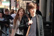 Isla Fisher Jesse Eisenberg Photos Photo