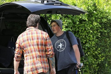 Jack McDermott Dean McDermott Argues with a Paparazzo