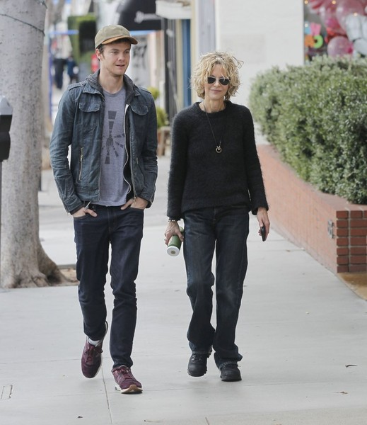jack quaid meg ryan - photo #7