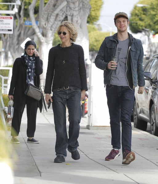 jack quaid meg ryan - photo #8