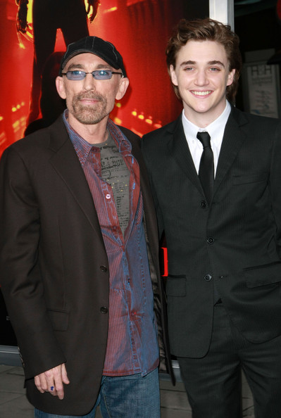 Kyle Gallner and Jackie Earle Haley 39A Nightmare On Elm Street 39 Los