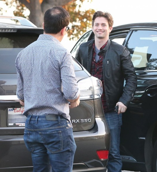 photo of Jackson Rathbone Lexus RX 350 - car