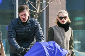 Jaime King Jaime King Out with Her Family