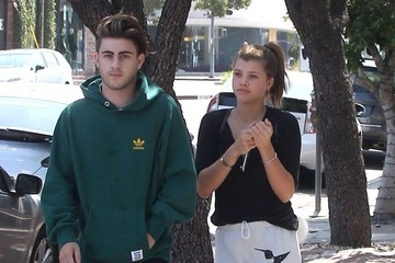 Jake Andrews Sofia Richie and Jake Andrews are Spotted out and About in West Hollywood