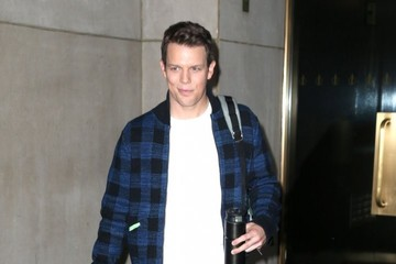 Jake Lacy Celebrities Visit the 'Today' Show