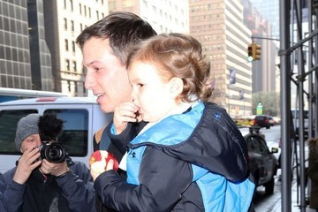Jared Kushner Jared Kushner Runs Errands in New York City