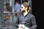 Jared Leto Steps Out in NYC