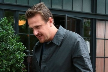 Jason Segel Jason Segel Leaves His Hotel