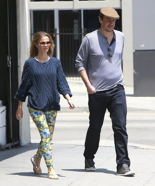 Jason Segel And His New Girlfriend Shopping In West ...