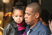 Jay Z and Beyonce Take Blue Ivy Shopping  Jay Z Jay Z Parents